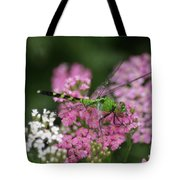 Always Stop To Smell The Flowers Tote Bag