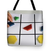 Alzheimers Puzzle Tote Bag