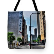 Am And As Downtown Buffalo Tote Bag