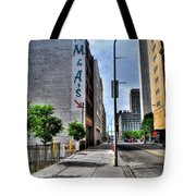 Am And As Downtown Buffalo Vert Tote Bag