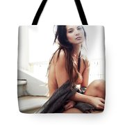 Amandine Ethereal Tote Bag
