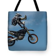Amazing Trick Riding Tote Bag