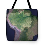 Amazon River Sources Tote Bag