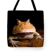 Amazonian Horned Frog Tote Bag