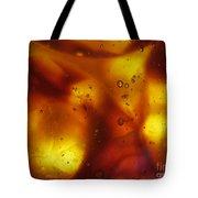 Amber Colors Tote Bag