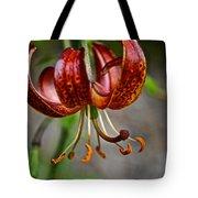 Amber Martagon Tote Bag