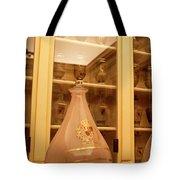 Amber Pharmacy Bottle Tote Bag