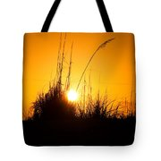 Amber Waves Tote Bag