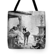 Ambroise Par�, French Surgeon, Pioneer Tote Bag by Science Source