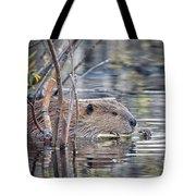 American Beaver Tote Bag