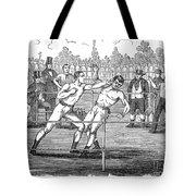 American Boxing, 1859 Tote Bag