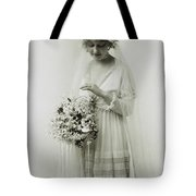 American Bride, C1925 Tote Bag