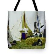 American Camp Tote Bag