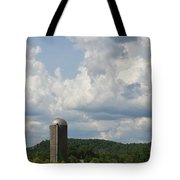 American Country Life Tote Bag