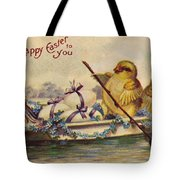 American Easter Card Tote Bag by Granger