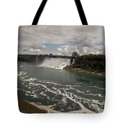 American Falls Tote Bag