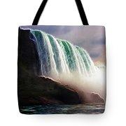 American Falls Power Tote Bag