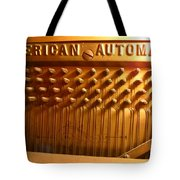 American Gold Automatic Tote Bag