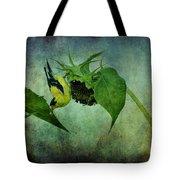 American Goldfinch II Tote Bag