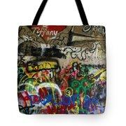 American Graffiti 17- Jake From State Farm Tote Bag