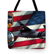 American Hero 2 Tote Bag
