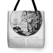 American Independence Tote Bag