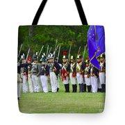 American Line Tote Bag