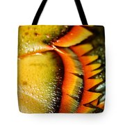 American Lobster Closeup In Chatham On Cape Cod Tote Bag