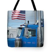 American Muscle Tote Bag