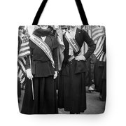 American Suffragists Tote Bag