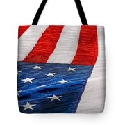 Americana - Flag - Stars And Stripes  Tote Bag