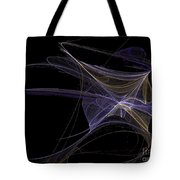 Amethyst Angel Rising Tote Bag