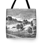 Amherst College, 1821 Tote Bag