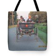 Amish Convertible Tote Bag