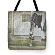 Amish Pump And Cup Tote Bag