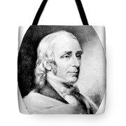 Amos Bronson Alcott, American Educator Tote Bag