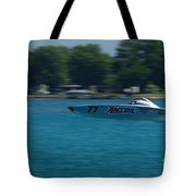 Amsoil Offshore Racer Tote Bag