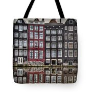 Amsterdam Reflections Hdr Tote Bag