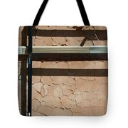 An Abstracted Wall Tote Bag