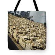 An Abundance Of Bradley Fighting Tote Bag