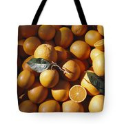 An Abundance Of Oranges Tote Bag