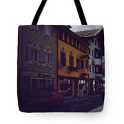 An Afternoon In Germany  Tote Bag