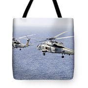 An Airborne Change Of Command Tote Bag