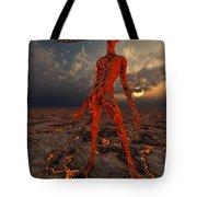 An Alien World Where Its Native Tote Bag
