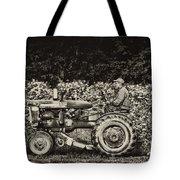 An American Farmer Tote Bag