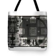 An Apple Ipod Shuffle Tote Bag