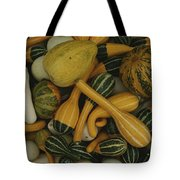 An Assortment Of Gourds Tote Bag