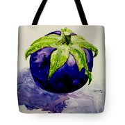 An Attractive Round Tote Bag
