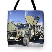 An Australian Defense Force Satellite Tote Bag