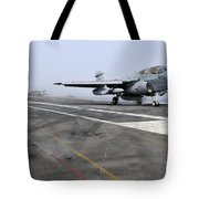 An Ea-6b Prowler Catapults Tote Bag